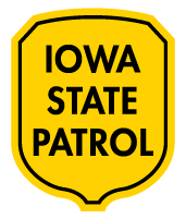 Iowa State Patrol Badge